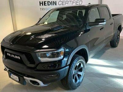 begagnad Dodge Ram REBEL 1500 CREW CAB 5.7 HEMI 2019, Transportbil Pris 673 750 kr