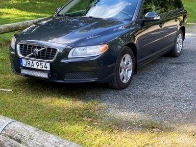 begagnad Volvo V70 2,4 diesel 163hk
