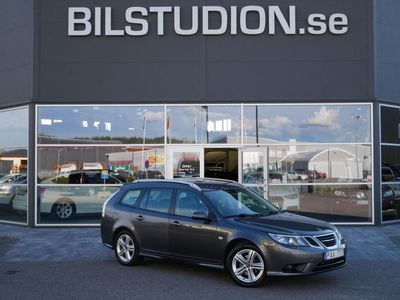 begagnad Saab 9-3 2.0T XWD 210hk,Vector,Drag