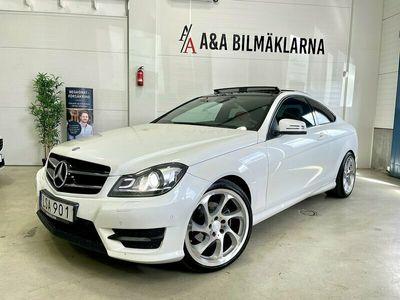 begagnad Mercedes C250 204