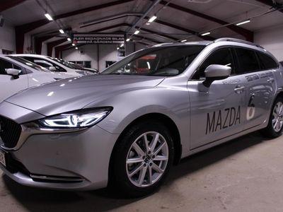 begagnad Mazda 6 2,5 194hk Kombi Optimum | Aut