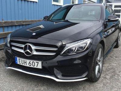 gebraucht Mercedes C250 C-KLASSBlueTEC 4Matic Kombi S205 (204hk)