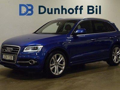 begagnad Audi SQ5 TDI V6 Q 313hk Värmare B&O