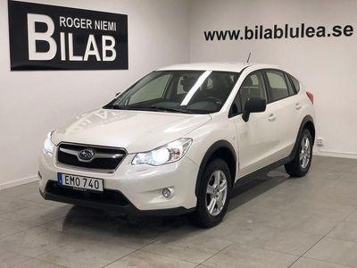 brugt Subaru XV 2.0 4WD Lineartronic 150hk *Byte/Finans*