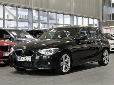 begagnad BMW 116 i M Sport 136hk 1-ägare -14