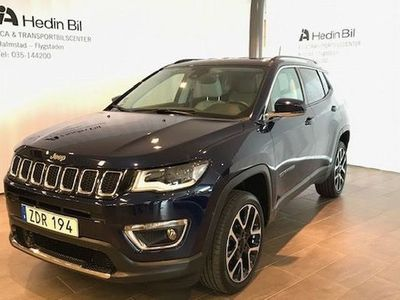 begagnad Jeep Compass 1.4 4WD Limited 170hk Stylepaket