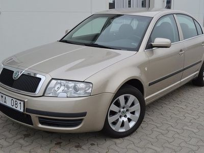 begagnad Skoda Superb X 1,8T AUT Värmare 2005, Sedan 39 900 kr