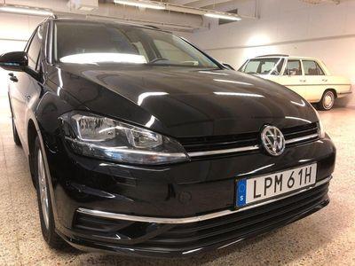 begagnad VW Golf Sportscombi 1.5 TSI Comfort Euro 6 150hk