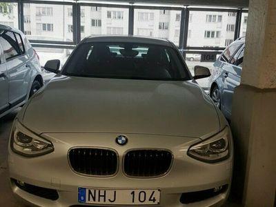 begagnad BMW 125 1K4 I