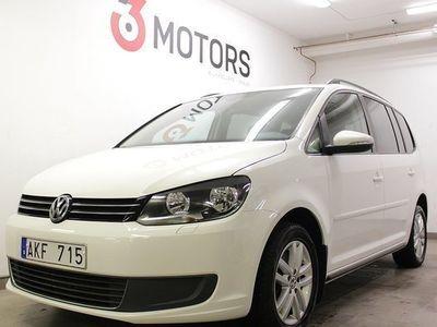 begagnad VW Touran 1.4 TSI EcoFuel DSG 150hk *4,600 mil*