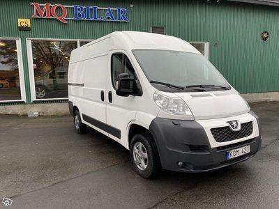 begagnad Peugeot Boxer Van 2.2 HDI Skåp 3-Sits(150hk) -13