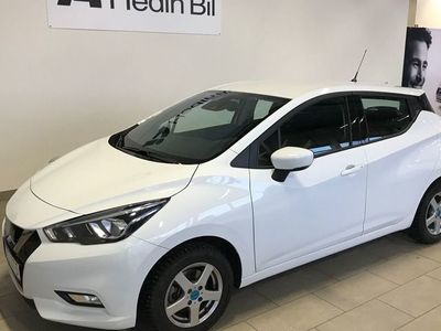 used Nissan Micra 1.0L 70 ACENTA 5M/T
