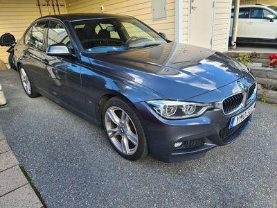 begagnad BMW 330e M-sportpaket, navigation