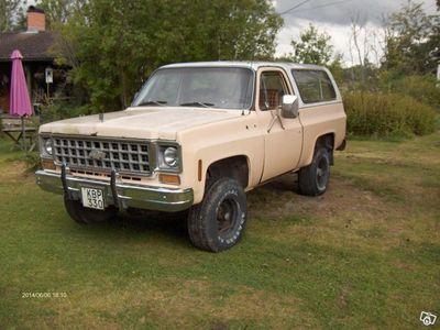 begagnad Chevrolet Blazer Cheyenne-78
