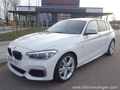 begagnad BMW M135 i 5-dörrars 5dr, F20 320hk M-Sport Aut Svensksåld 1 ägare