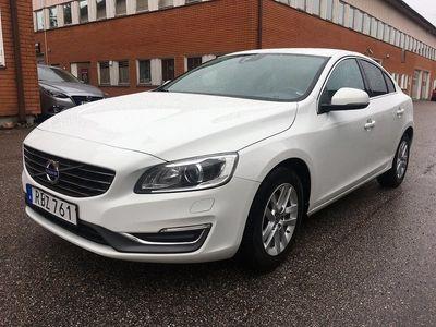 begagnad Volvo S60 D4 Summum EU6 181hk