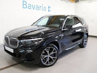 begagnad BMW 700 X5 xDrive 30d M-Sport Innovation Panorama 2019, SUV 708kr