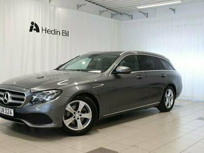 begagnad Mercedes E220 d 9G-Tronic /Drag/Värmare/360-kamera/Navi
