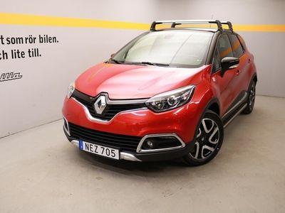 begagnad Renault Captur TCe 90 En Svensk Klassiker Röd, Navigator