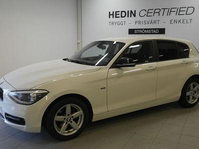 brugt BMW 116 d Sport Line Drag