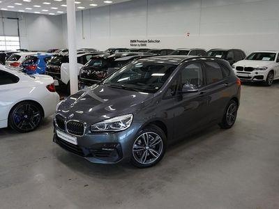 begagnad BMW 220 Active Tourer d xDrive Navi Head UP Sport Pkt HiFi