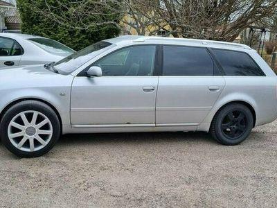 begagnad Audi A6 AVANT 1,8T