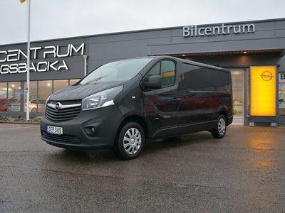 used Opel Vivaro Premium L2H1 1.6 120hk Drag, Värm -16