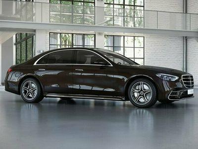 begagnad Mercedes S400 d 4MATIC Lång