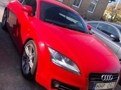 begagnad Audi TT S-line svensk såld