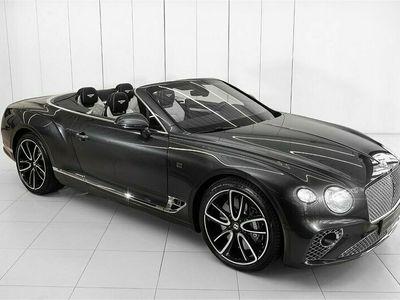 begagnad Bentley Continental GTC W12