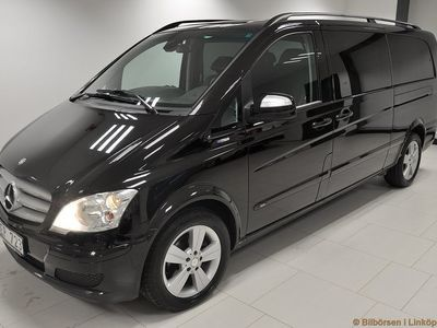 begagnad Mercedes Viano 2.2 CDI 7-Sits Aut Trend 163hk. 2013