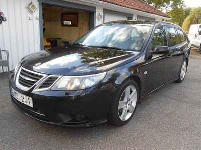 begagnad Saab 9-3 Vector Sportkombi