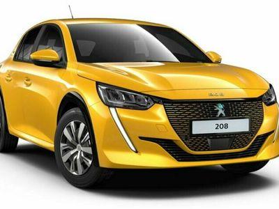 begagnad Peugeot e-208 Active Privatleasing 36 mån