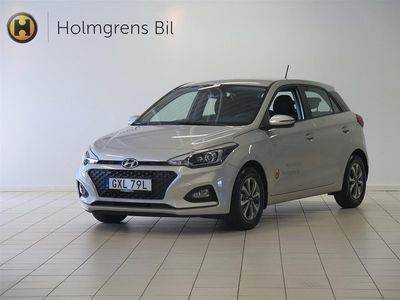 begagnad Hyundai i20 1.25 84hk Trend Kamera CarPlay Demo