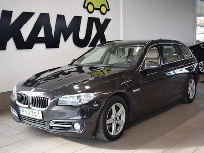 begagnad BMW 530 d xDrive Touring Steptronic   258 hk   Drag   D-värm   Navi   Sov  