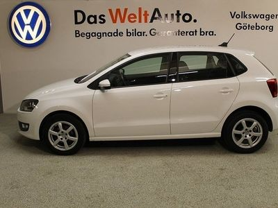 begagnad VW Polo 1,4 85 MASTERS