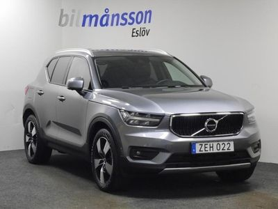 brugt Volvo XC40 D4 AWD Momentum Demo