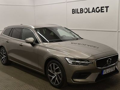 begagnad Volvo V60 T6 TE Momentum Advanced Edition