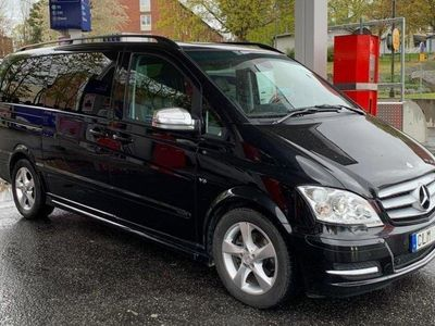 begagnad Mercedes Viano 3,0 CDI Avantgarde long