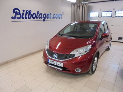 begagnad Nissan Note 1,5 dCi