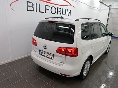 begagnad VW Touran Touran
