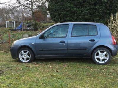 begagnad Renault Clio II -06