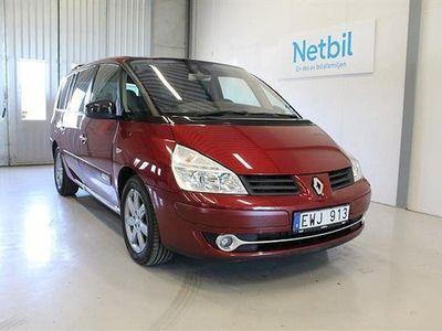 begagnad Renault Grand Espace 2.0 dCi 7-sits Nav Drag