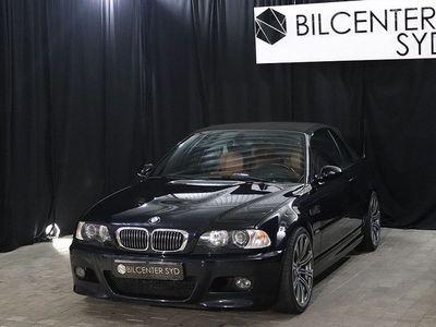 begagnad BMW M3 Cabriolet Manuell, 343hk