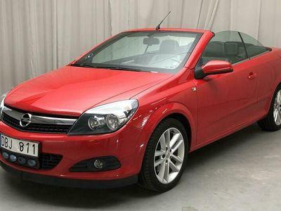 begagnad Opel Astra Cabriolet 2.0 Turbo TwinTop