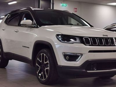 begagnad Jeep Compass Limited 1,4l 170hk AWD