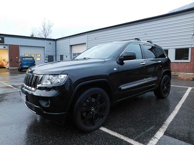 begagnad Jeep Grand Cherokee 3.0 V6 CRD 4WD Automat 241hk LIMITED