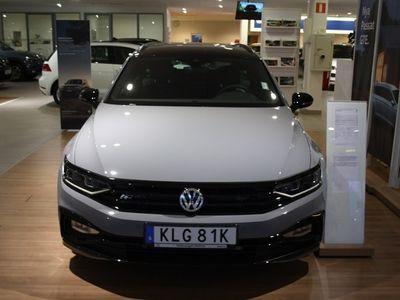 begagnad VW Passat Sportscombi GTS 2.0 4MOTION 176 kW / 240 hk 7 vxl DSG