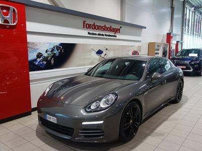 begagnad Porsche Panamera 4 310HK Facelift Svensksåld