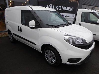 begagnad Fiat Doblò L1 1,3 Mjt 90hk 3-sits